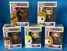 Funko POP Animation Scooby-Doo * Shaggy * Fred * Daphne and Velma Set of 5