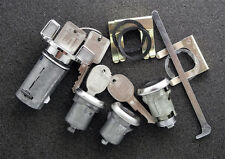 1970-1977 Oldsmobile Cutlass Ignition Door Trunk Locks