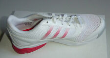 ADIDAS BASKETS FEMMES TRAINING ARIANNA II POINTURE FR 40 2/3, EU 7 BLANC ET ROSE