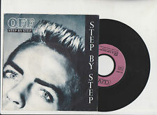 OFF ♫  Step by step ♫ 7'' 1987  Clever CBS. 142027