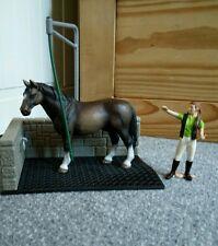 Schleich Pferde Wasch Platz