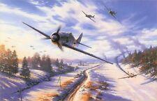TRUDGIAN Green Heart Warriors JG-54 Fw190 Focke Wulf w/ROBERT TAYLOR bonus LOOK!