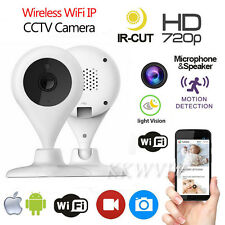 Newest Wireless WIFI IP Camera CCTV HD 720P Network Night Vision Security IR Cam