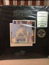 LED ZEPPELIN 1976 SOUNDTRACK THE SONG REMAINS THE SAME 4LPs BOX SET SEALED!!!