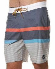 "NEW +TAG BILLABONG MENS 34"" 'SPINNER' LO TIDES STRETCH BOARDSHORTS SURF SHORTS"
