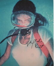Jacqueline Bisset Signed Autograph The Deep Under Water Scene 8x10 Photo W COA