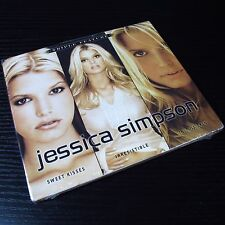 Jessica Simpson - Sweet Kisses / Irresistible / In This Skin USA 3xCD NEW #147