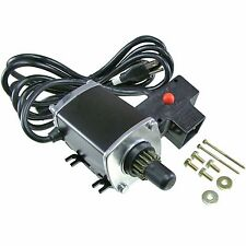 New Starter For Tecumseh Engine Snowblower Applications, 33329E, 33329F, 37000
