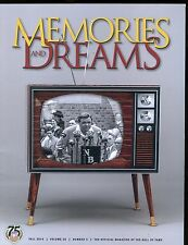 Memories And Dreams Magazine Fall 2014 Babe Ruth EX 010617jhe