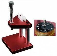 UNIVERSAL PRESTO WATCH HAND FINGER PRESS PRESSER FITTING SETTING WATCHMAKER TOOL