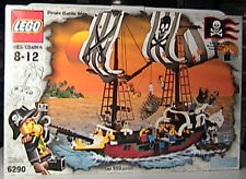 Lego Pirates 6290 Red Beard Runner New SEALED