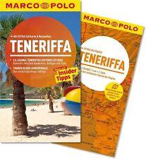 !! Teneriffa Reiseführer 2014 mit Karte  UNGELESEN Urlaub Marco Polo Spanien