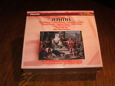 Made in W. Germany by PDO 1989 Philips CDx3. Handel; Jephtha. Gardiner etc.