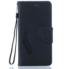 Various model Lanyard PU Leather Magnetic Flip Stand Card Slot Wallet Case Cover