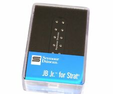 SJBJ-1n Seymour Duncan JB JR. Neck Pickup For Strat Black 11205-15-B