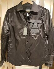 BNWT Men's G STAR RAW Overshirt Black Size L Large Smart Looking  - RRP is £85