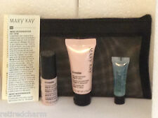 ❤️MARY KAY MINI MICRODERMABRASION SET & BONUS SOOTHING EYE GEL TRAVEL SIZE NIB❤️