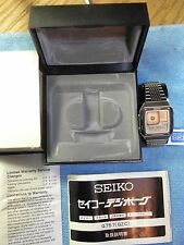 Seiko G757-4010 watch in like new condition with new battery