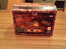 MONSTER HUNTER TRI 3 ULTIMATE HUNTER PACK LIMITED EDITION ** Nintendo WII ** Pal