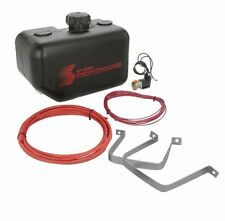 SNOW PERFORMANCE 2.5 GALLON METH METHANOL WATER INJECTION RESERVOIR BLACK