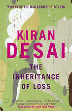 The Inheritance of Loss, By Kiran Desai,in Used but Acceptable condition