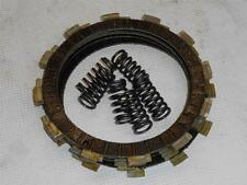 1975 YAMAHA RD350 USED CLUTCH PLATE & SPRING SET