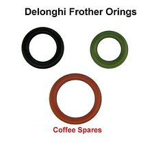 Delonghi ORING Kit for milk frother - Set of 3 for Automatic Coffee Machine