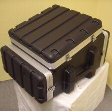 10/4/6 HE Kunststoff Kombicase Winkelrack L-Rack Kombi-Case ABS-Kunststoffrack