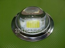 78mm Optical Concave Glass Lenses with 90 Degree for 20W 30W 50W 100W Led