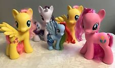 "My Little Pony G4 Styling Size 8.5"" Fashion size 6"" Ponies MLP Pinkie Fluttershy"