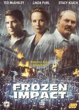 FROZEN IMPACT - TED MCGINLEY - LINDA PURL - STACY KEACH ALL REG SEALED DVD