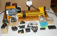 Emco Compact 5 Lathe and Mill, tons and tons of hard to find accessories