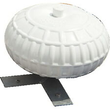 """9"""" Inflatable Corner Mount Dock Wheel - Makes Docking Your Boat Easy In Wind"""