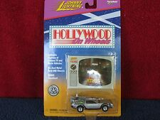 1998 Johnny Lightning Hollywood On Wheels Back To The Future Time Machine w/FS