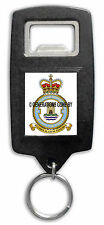 ROYAL AIR FORCE 42 EXPEDITIONARY SUPPORT SQUADRON BOTTLE OPENER KEY RING
