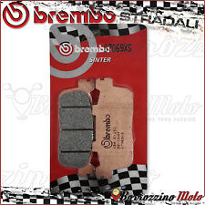 PLAQUETTES FREIN AVANT BREMBO FRITTE 07069XS SYM SB WOLF 125 2011 2012