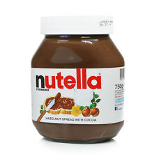 NUTELLA AVELLANA Chocolate propagación 750g