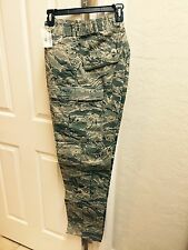 NWT  Genuine Air Force Military BDU's Pants.Tiger Stripe  38R Camouflage Pattern
