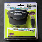 New N64 Nintendo 64 Controller Adapter for PC Mac Dual USB to Mayflash 2 Port
