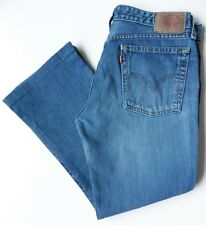 Levis 518 Bootcut 14S (EUR 40S) W32 L26 Womens Azul Levi Strauss