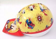 Bell Sports Marvel True Fit Toddler Helmet - Spider-Man NWT Ages 3+ Yellow