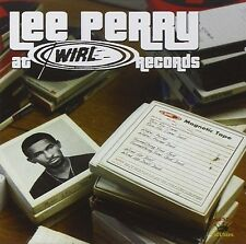 LEE PERRY - AT WIRL RECORDS  CD NEU