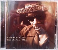 Alexander O'Neal - Saga of a Married Man (CD 2002)