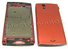 Fascia Housing Back Battery Cover RED For SE Xperia Ray ST18 ST18i