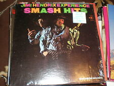Jimi Hendrix LP Smash Hits POSTER