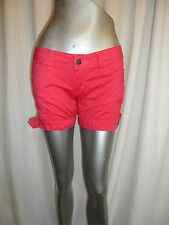Women's Denim Rose Shorts Hotpants  UK 8-10