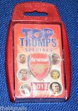 TOP TRUMPS Arsenal 2012  new sealed