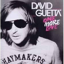 "DAVID GUETTA ""ONE MORE LOVE (ULTIMATE VERSION)"" CD NEU"