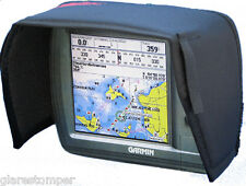 GlareStomper MAXIMUM Shade - Folding GPS Sun Visor for  5-7 in. Displays]