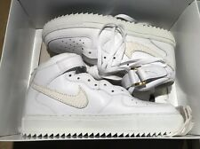 Nike John Geiger Lux Force 1 AF1 Size 10.5 New In Box. Shoe Surgeon Custom!
